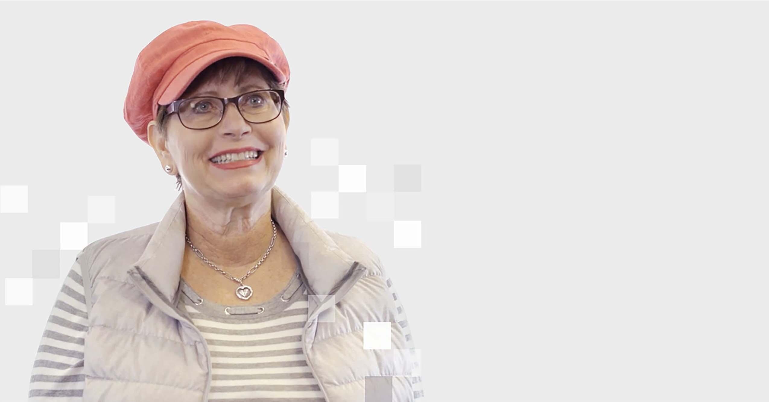 Joyanne Ferrara, Kidney transplant recipient