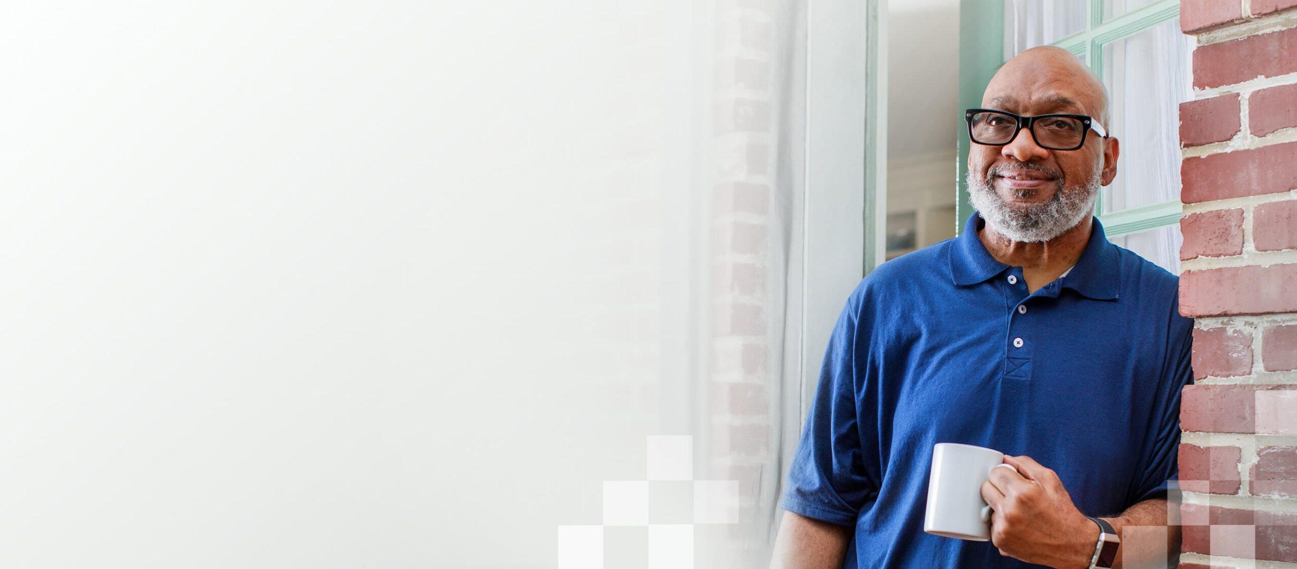 Patrick G, Kidney transplant recipient