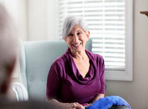 Barbara P, Kidney transplant recipient