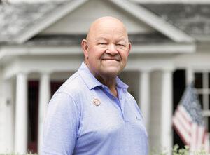 Roger W, Heart transplant recipient
