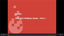 2020 HLA Webinar Series #1