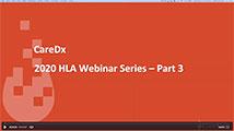 2020 HLA Webinar Series #3: Meet-The-Expert – AlloSeq Assign: Advanced Options and Difficult Samples