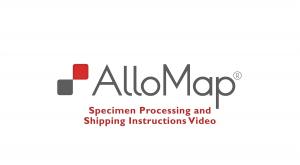 AlloMap-specimen-processing