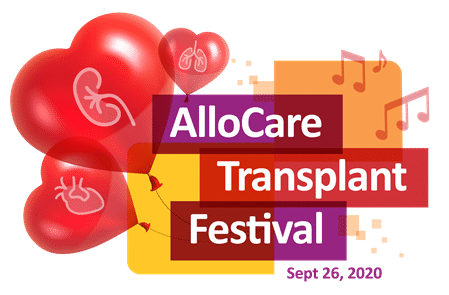 AlloCare Transplant Festival from CareDx Connects Organ Transplant Recipients Across the Country