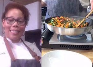"""Chef Chloe Gould (""""Chef G"""")"""