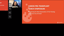 EFI 2020 – Lunch Symposium Online: Pioneering the Next-Generation of HLA testing: The Future has Arrived!