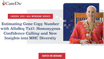 2021 HLA Webinar Series #3: Estimating Gene Copy Number with AlloSeq Tx17: Homozygous Confidence Calling and New Insights into MHC Diversity