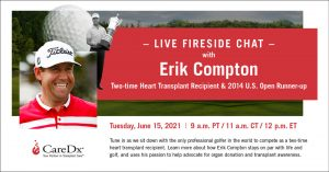 Live Fireside Chat with Erik Compton