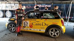Young Race Car Driver Raises Awareness About Life-Saving Transplants