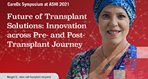 ASHI 2021: Future of Transplant Solutions: Innovation across Pre- and Post- Transplant Journey